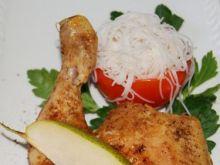 Tropikalny kurczak na Dzień Kobiet :