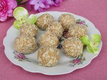 Trufelki kawowo-migdałowe