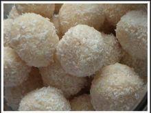 Trufelki kokosowe