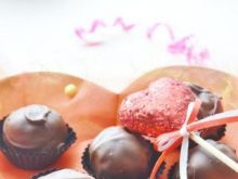 Trufle cytrynowo-czekoladowe