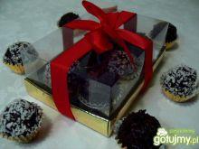 Trufle czekoladowe z niespodzianką