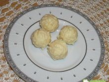 Trufle kokosowe wg Madiji