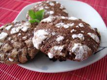 Truflowe ciasteczka czekoladowe