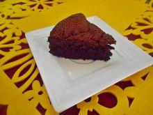 Truflowe ciasto czekoladowo-kawowe