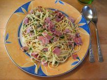 Truflowe spaghetti