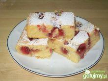 Truskawkowe ciasto Andzi