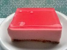 Truskawkowy jogurtowiec