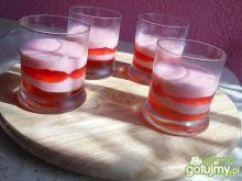 Truskwkowo-jogurtowa rozkosz