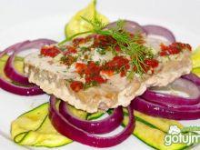 Tuńczyk z Warzywami wg Evity