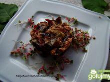 Tuńczykowa sałatka z bakłażanem