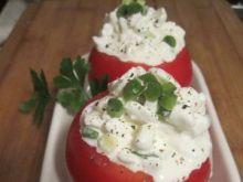 Twarożek w pomidorach wg Joli