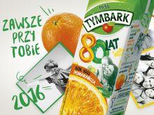 Konkurs: kochaj życie z Tymbark i wygrywaj wspaniałe nagrody!