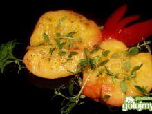 Tymiankowa brzoskwinia do mięs