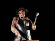 Tyskie Muzeum Piwowarstwa nocą