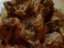 Uda kurczaka w boczku