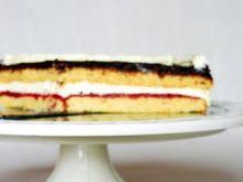 Udany i ładny biszkopt na tort