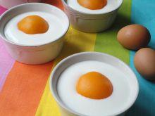 Udawane niby jajka