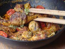 Udka w czerwonym curry