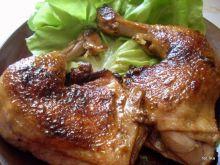 Udka z kurczaka, duszone