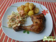 Udka z kurczaka z imbirem