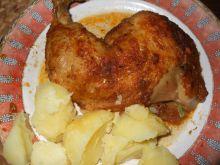 Udka z piekarnika z ziemniakami