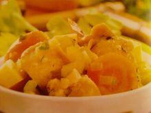 Udka z ziemniakami i ziołami