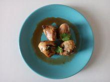 Udka z kurczaka w sosie