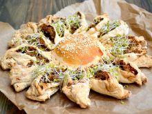 UFO - Chleb z nadzieniem mięsno-gryczanym