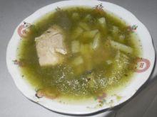 UFO -   zielona zupa