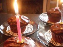 Urodzinowe babeczki