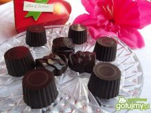 Urodzinowe czekoladki dla Agatki