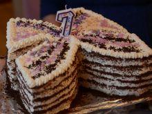 Urodzinowy motylek