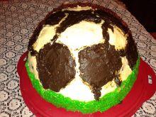 Urodzinowy tort - PIŁKA