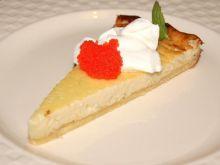 Västerbotten cheese pie - tarta serowa