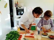W szkole gotowania dla dzieci