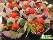 Walentynkowa mini frittata
