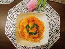 Walentynkowe curry z kurczaka i mango
