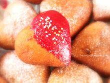 Walentynkowe pączusie