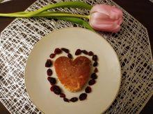 Walentynkowe placuszki jabłkowo - bananowe