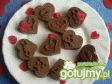 Walentynkowe pralinki z wiśniówką