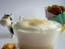 Waniliowa kawusia z mlekiem