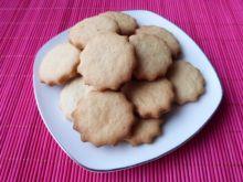 Waniliowe ciasteczka z amoniakiem