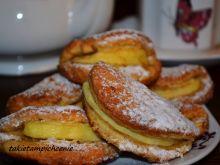 Waniliowe ciasteczka z jabłkami
