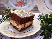 Waniliowe ciasto