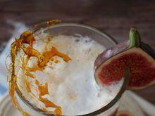 Waniliowe latte macchiato