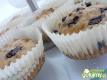 Waniliowe muffinki z czekoladą