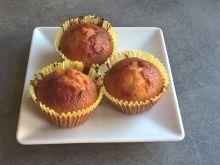 Waniliowe muffinki ze skórką pomarańczową