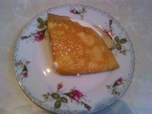 Waniliowe naleśniki z serem