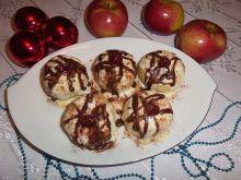 Waniliowo-cynamonowe wigilijne jabłuszka