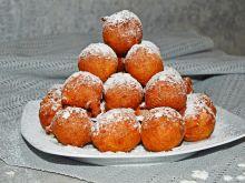 Waniliowo-truskawkowe pączki w 15 minut